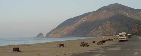 Bounder On The Beach