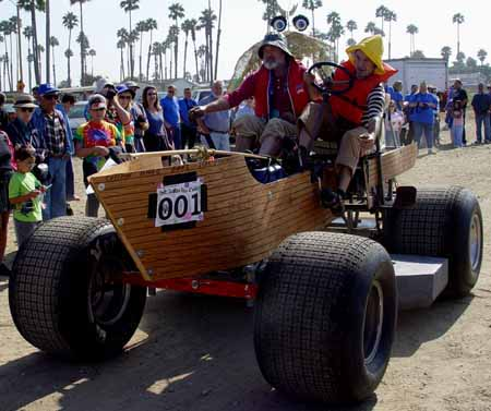 Kinetic Race Ahab