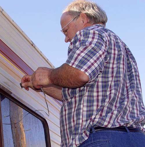 Leaking Rv Windows How To Window Repair Or Prevent Leaks