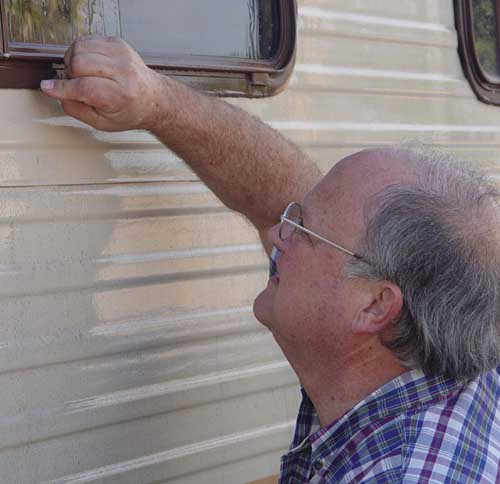 Leaking Rv Windows How To Window Repair Or Prevent Leaks